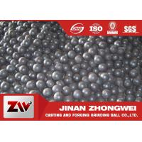 Quality Forged and casting grinding balls for ball mill , Dia20-150mm for sale