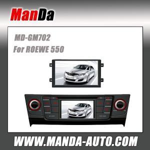 Quality Manda car dvd gps for ROEWE 550/ MG 6 Car dvd player with navigation gps oem car monitors sat nav car accessories for sale