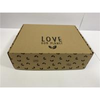 Quality Heat Protection Cardboard Shoe Boxes For Men Women Children UV Coating for sale