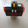 Buy cheap single acting pneumatic actuator spring return ressort de rappel actionneur from wholesalers