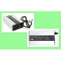 China Lithium Ion EV Battery Charger 36V 18A Micro - Processor Controlled on sale