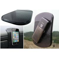 China Eco-friendly PU Gel mobile phone dashboard anti slip mat Apple Iphone Accessories on sale
