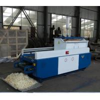 Buy cheap 4 cutter wood shaving machine popular in farm and animal bedding from wholesalers