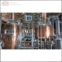 Quality Microbrewery equipment for sale with capacity 1000L/day for sale
