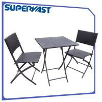 Kinds Of Table Setting : ... 3pc Folding Table And Chairs Bistro Set Two Types Of Tables on sale