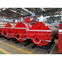 Quality Durable Automatic Control Oil Fired Hot Water Boiler 35 - 14MW With Three Return Trip for sale
