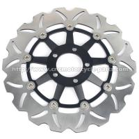 Quality Durable CNC Motorcycle Parts 310mm ZXR 400 750 Kawasaki Brake Discs for sale
