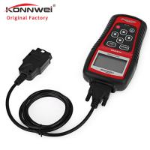 Quality Portable Kw808 Eobd Obdii Car Auto Vehicle Engine Fault Diagnostic Red Color for sale