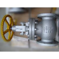 Quality Screwed ASTM A 217 BS 1873 Globe Valve , Os&Y Globe Valve Class 150# ~ 2500# for sale
