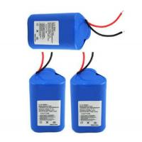 Quality Safety Rechargeable 18650 Lithium Batteries For Medical Equipment , 11.1V 2200mAh for sale