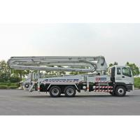 Quality 37m Mobile Truck Mounted Concrete Pump for sale