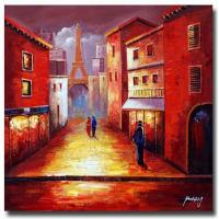 China Modern abstract style oil painting on sale