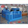 250 Ton Side Push Out Hydraulic Metal Baler Scrap Steel Baling Press Machine CE for sale