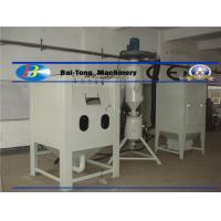 Quality High Capacity Pressure Pot Sandblaster Cyclone Separator Type With Safety Interlocks for sale