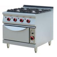 Quality Freestanding Gas Stove Electric Oven Explosion Proof Ignited Fire Device for sale