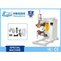 Quality Stainless Steel Rolling Seam Welding Machine 100KVA Automatic HWASHI New Condition for sale