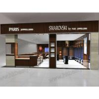 Quality Interior design jewellery shops display showcase showroom counter designs for jewellery for sale