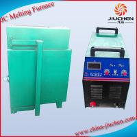 JC High-temp Melting Furnace for Hot Sale,Gold silver copper brass Making Machine