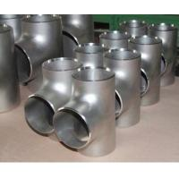 Quality ANSI B16.5/ASME B.W Stainless Steel Tee/Tees for sale