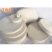 """Buy 2"""" Conveyor Belt Commercial Laundry Spare Parts Cotton Belt Blue Line For Flatwork Ironer at wholesale prices"""