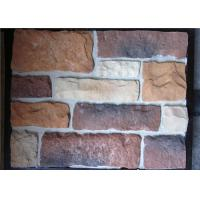 Irregular Artificial Wall Stone Decorative Low Water Absorption