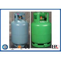 Quality Professional Gas Tank / Compressed Gas Cylinders for LPG DOT Certificate for sale