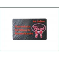 Quality Personalized Inkjet RFID Smart Card PVC Materials E - Card System ISO9001 for sale