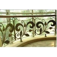 Quality Wrought Iron Balustrade for sale
