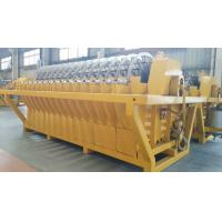 Buy cheap TT-120 6 Square Meter Ceramic Vacuum Filter Yellow Color CE Certified For Mining from Wholesalers