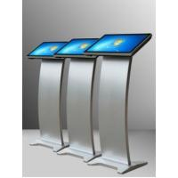 Quality 21.5 inch free standing capacitive interactive touch screen kiosk for sale