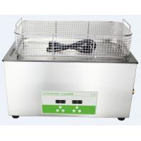 Quality Stainless Steel Industry Heated Ultrasonic Cleaner Heater Timer 30l Axis And Shaft Parts for sale