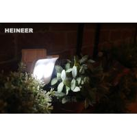 Buy cheap China solar powered motion sensor lights from Heineer Solar with PIR and light from wholesalers
