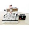 High Speed Version Desktop 6040 CNC Router , Benchtop CNC Milling Machine for sale