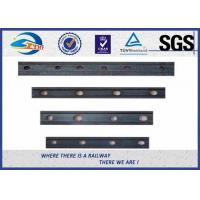 Quality BS47-1 Standard Fishplate for BS80A Rail Track Railway Joint Bar With 4 holes for sale