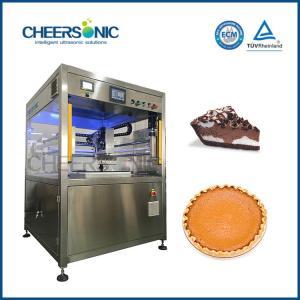 Buy cheap UFM5000 Ultrasonic Pumpkin Pie Cutting Machine Ultrasonic Round Cake Cutting Machine from Wholesalers