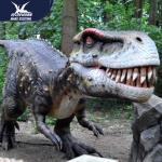 Quality Zoo Equipement High Quality Realistic Dinosaur Models Handmade Robotic Dinosaur Model for sale