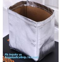 China washable tyvek craft paper bag for plant pot, High Quality Luxury Tyvek Dupont Washable Paper Bags, eco friendly washabl on sale