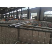 Quality Pre Galvanized Wire Storage Cages With Lids , Height 1500mm / 1600mm for sale