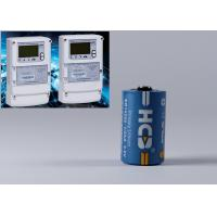 Buy cheap 1/2AA Li-SOCl2 Battery ER14250 1200mAh 0.65mA For Smart Metering ETC lock system from wholesalers
