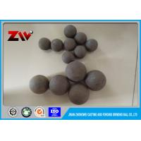 Quality Mining Forged Grinding Steel Balls 1 - 5 Inch Solid For Ball Mill for sale