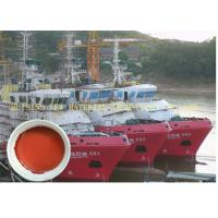 Quality Iron Oxide Red Epoxy Marine Spray Paint For Exterior / Interior Of Steel Surface for sale