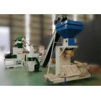 Buy cheap Small Feed Plant Feed Pellet Line / Poultry Feed Manufacturing Equipment from wholesalers
