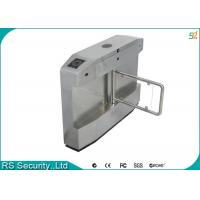Rfid IR Sensor Supermarket Swing Gate Barcode Fingerprint Reader Turnstiles