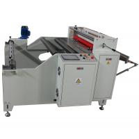 Quality PLC control 300mm to 1000mm abrasive sheet material roll to sheet cutting machine for sale