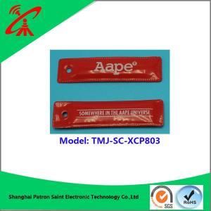 58khz Leather Custom Hang Tags / Custom Design Eas Soft Label