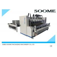 Quality Automatic Dividing Thin Blade Slitter Scorer Machine 2500 Mm Tungsten Steel Blade for sale