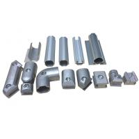Quality Dia-cast Aluminum Drain Pipe Joints ROHS For Connecting Pipe And Joint Products for sale