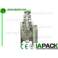 Quality Small Tea Bag Packing Machine / Form Fill Seal Pouch Machine Pneumatic Control for sale