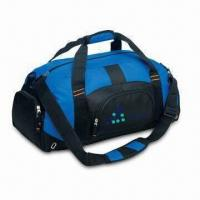 Quality Sports Bag with Removable and Adjustable Webbing Strap, Made of 600 Denier Duralite Polyester for sale