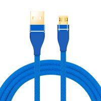 Quality Fast Charging USB Data Cable Nylon Braid Material 8 Pin For IPhone for sale